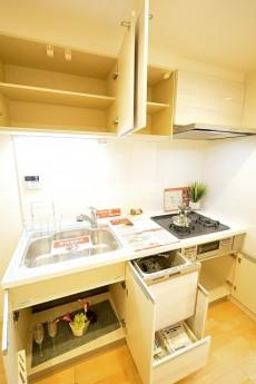 クレッセント目黒Ⅱ キッチン
