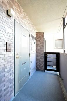 クレッセント目黒Ⅱ 玄関ドア