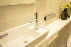 イトーピア東広尾マンション トイレ手洗い水栓