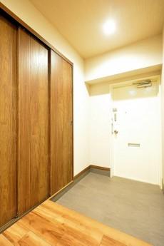 シャトー赤坂台 玄関ホール