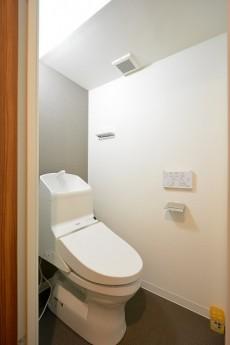 西麻布ハイツ トイレ