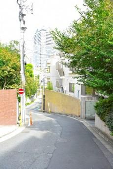 シャトー赤坂台 周辺