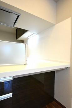 シャトー赤坂台 キッチンカウンター