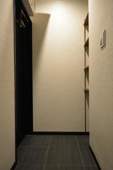 クレール島津山 玄関ホール