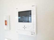駒沢コーポラス モニター付きインターホン