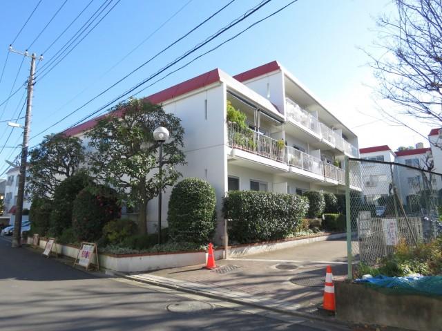 駒沢ガーデンハイツ 外観