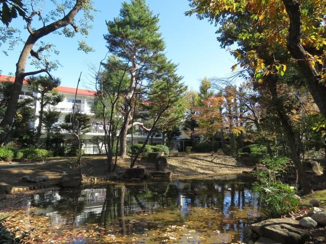 駒沢ガーデンハイツ 駒沢緑泉公園