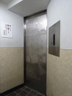 シャンボール尾山台 エレベーター