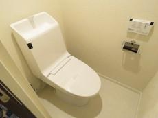 クラウン築地 トイレ