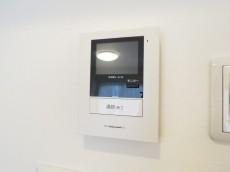 クラウン築地 TVモニター付きインターホン