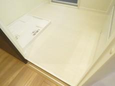 クラウン築地 洗面室