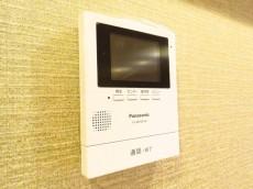 秀和第二神宮レジデンス TVモニター付きインターホン