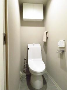 秀和参宮橋レジデンス トイレ