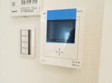 シャトレー駒沢 TVモニター付きインターホン