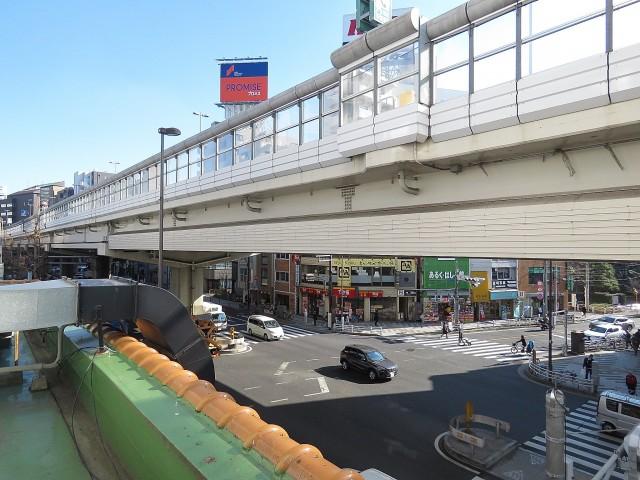 シャトレー駒沢 DK眺望