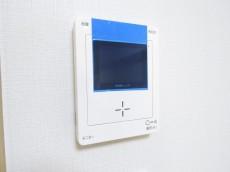 駒沢ガーデンハイツ TVモニター付きインターホン