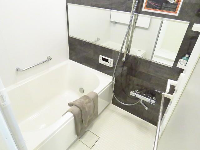 朝日広尾マンション バスルーム