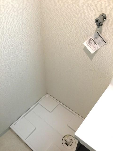 クレール島津山 洗濯機