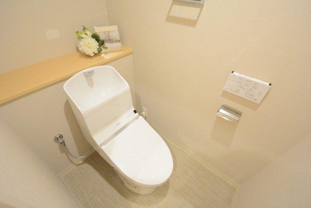 ハイホーム御殿山 トイレ