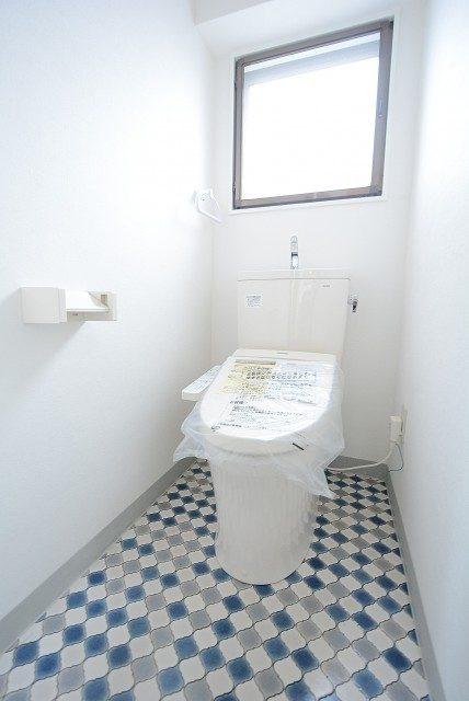 成城オリンピックマンション トイレ
