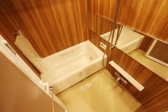 クレストフォルム駒沢公園101 バスルーム