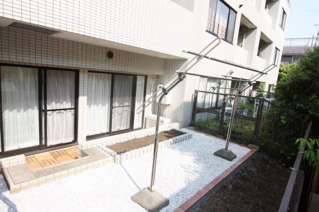 クレストフォルム駒沢公園101 バルコニー