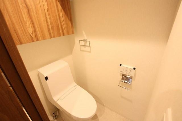 上馬マンション310 トイレ