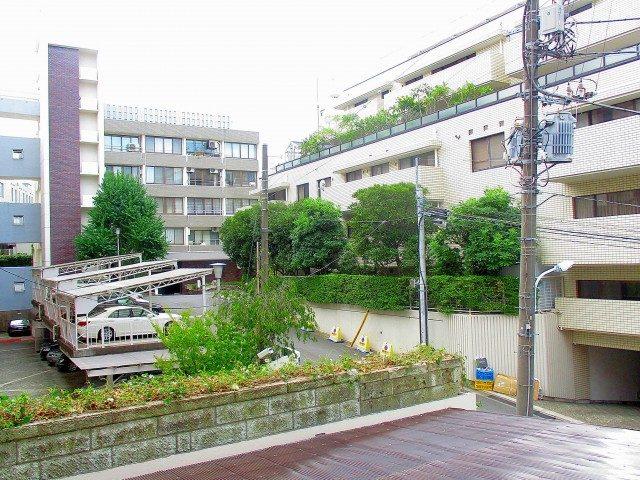 シャトー赤坂台 眺望