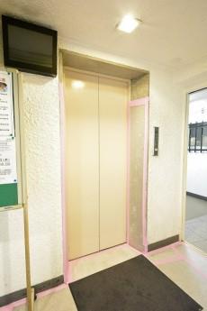 秀和六本木レジデンス エレベーター