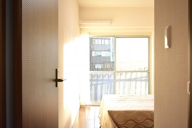 秀和六本木レジデンス 6.5帖洋室ドア