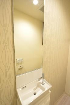 リシェ広尾 トイレ手洗い水栓