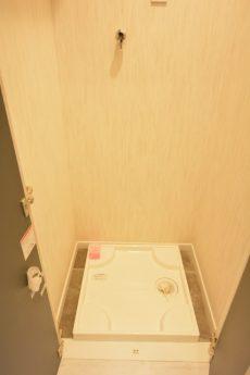 パラスト千歳船橋404 洗濯機