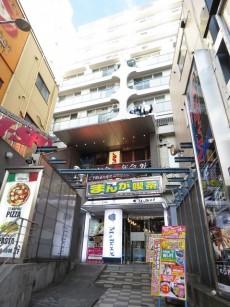 ニュー渋谷コーポラス 外観