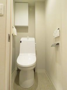 ニュー渋谷コーポラス トイレ