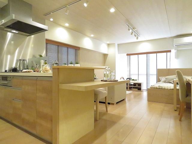 ニュー渋谷コーポラス 室内