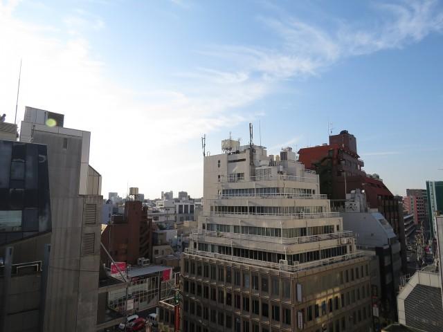 ニュー渋谷コーポラス 眺望