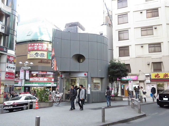 ニュー渋谷コーポラス 周辺