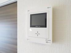 ウエスト経堂マンション TVモニター付きインターホン