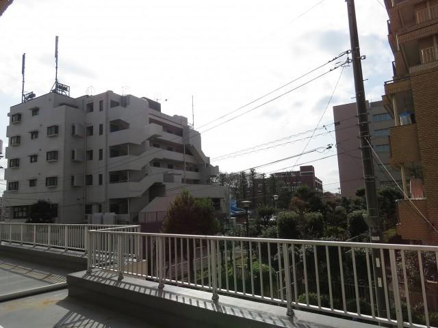 祖師谷大蔵サマリヤマンション 眺望