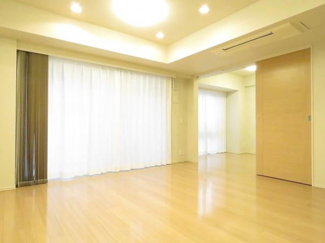 パークハウス目黒学芸大学プレイス LD+洋室