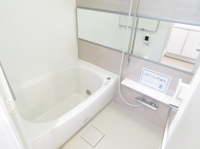 日商岩井第1玉川台マンション バスルーム