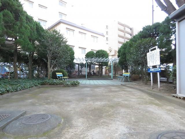 日商岩井第1玉川台マンション 公園