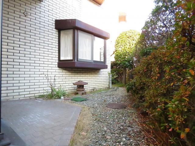 インペリアル八雲ハイム テラスとお庭