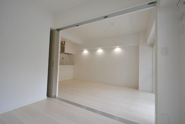 ネオコーポ芦花公園101 洋室③からLDK