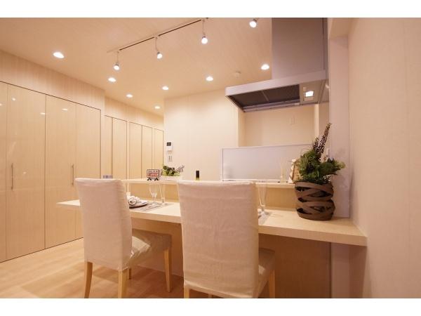 ニュー渋谷コーポラス608 テーブル