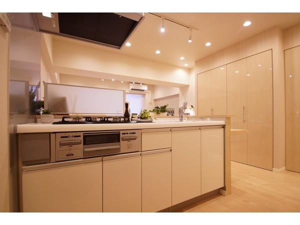 ニュー渋谷コーポラス608 キッチン