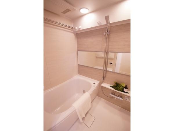 ニュー渋谷コーポラス608 バスルーム