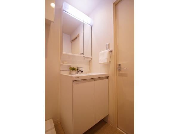 ニュー渋谷コーポラス608 洗面台