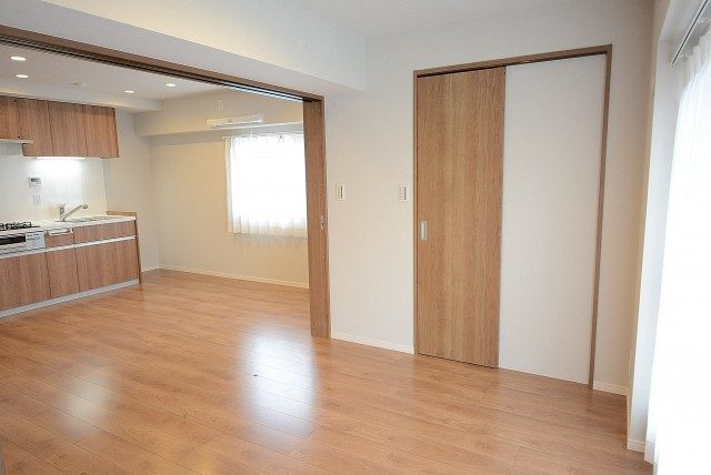南青山ロータリーマンション 洋室