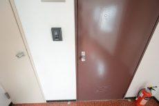 南青山ロータリーマンション 玄関
